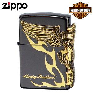 ジッポー ライター ハーレーダビッドソン HARLEY DAVIDSON バイク好き オイルライター ジッポライター zippo HDP24 バイク好き 彼氏 男性 メンズ 喫煙具 ブランド ギフト プレゼント 贈り物 返品不可