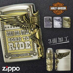 ジッポー ライター ハーレーダビッドソン HARLEY DAVIDSON バイク好き オイルライター ジッポライター zippo HDP26 バイク好き 彼氏 男性 メンズ 喫煙具 ブランド ギフト プレゼント 贈り物 返品不可