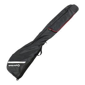 テーラーメイド トゥルーライト クラブケース (KY843) グローブなどを収納可能なポケット付き メンズ ゴルフ ブラック TaylorMade
