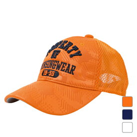 【9日20:00-16日1:59 最大1,500円OFFクーポン発行中】マンシングウェア ゴルフウェア キャップ 帽子 (MGBRJC06) メンズ Munsingwear