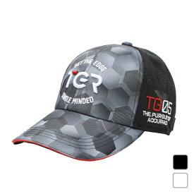 ティゴラ ゴルフウェア キャップ (TR-1C1121MCP) メンズ TIGORA