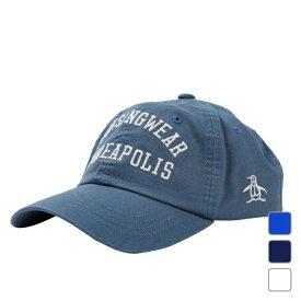 【9日20:00-16日1:59 最大1,500円OFFクーポン発行中】マンシングウェア ゴルフウェア キャップ 帽子 (MGBRJC03) メンズ Munsingwear