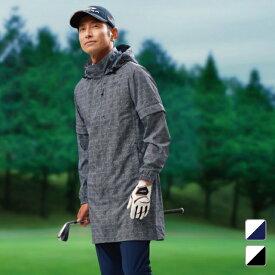 ティゴラ ゴルフ レインウェア ソフトタッチレイン コートタイプ TR-1R1040OP メンズ TIGORA