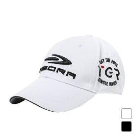 ティゴラ ゴルフウェア キャップ (TR-1C1101CP-T) ダイヤルでサイズ調整できるTGFシステム採用 メンズ TIGORA