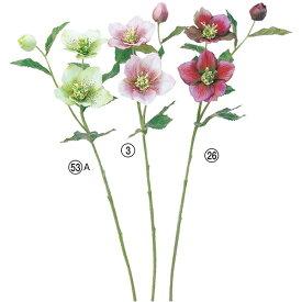 《 造花 》Asca/アスカ クリスマスローズ×2 つぼみ×1ヘレボラス ニゲル