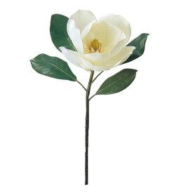 《 造花 》Asca/アスカ マグノリア ホワイト和 木蓮 モクレン