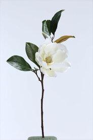 《 造花 》花びし/ハナビシ マグノリア ホワイト和 木蓮 モクレン