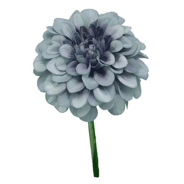 《 造花 》Parer/パレ ジニアピック ブルー インテリア インテリアフラワー