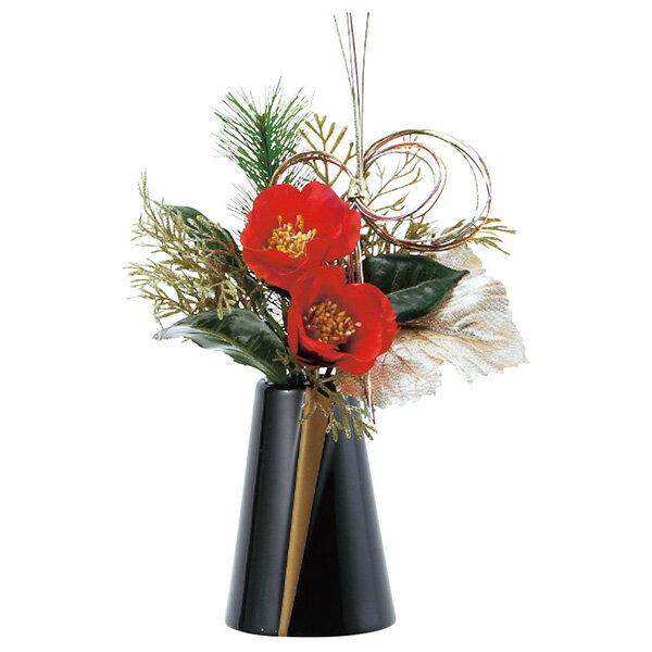 《 お正月飾り 》Asca/アスカ 紅椿飾り 新年 新春 迎春 おめでた