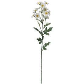 《 造花 》◆とりよせ品◆Asca デージー×17 ホワイトインテリア インテリアフラワー