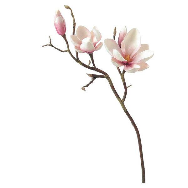 《 造花 》Asca/アスカ マグノリア×2 つぼみ×2和 木蓮 モクレン