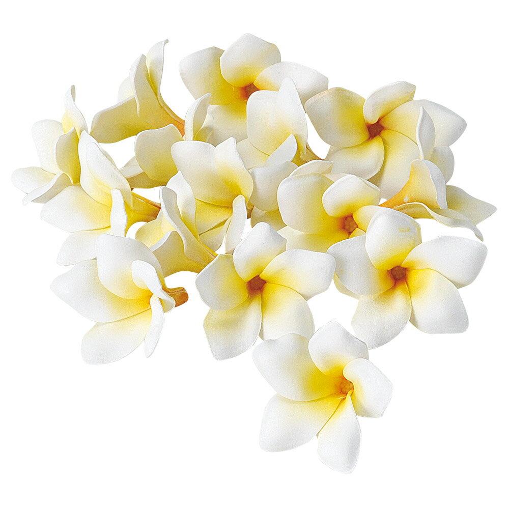 《 造花 》Asca/アスカ ミニプルメリア(1袋16輪入)レイ ハワイ