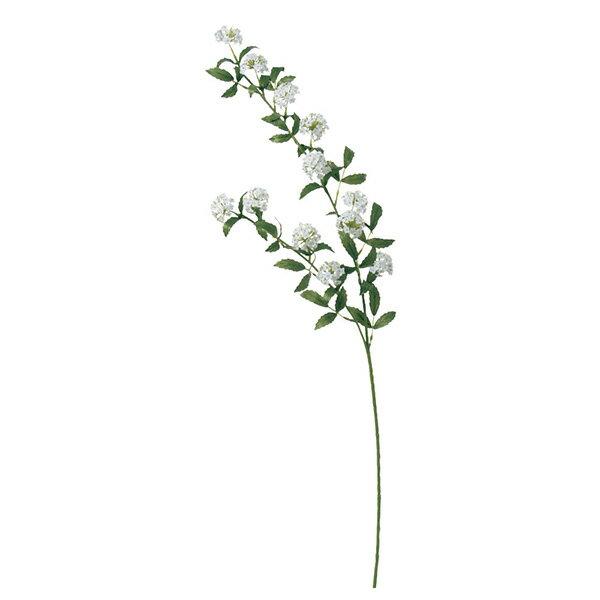 《 造花 》Asca/アスカ コデマリ×12 ホワイトインテリア インテリアフラワー