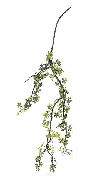 《 造花 グリーン 》Asca/アスカ シサスアイビーバイン グリ-ンシュガーバイン インテリア
