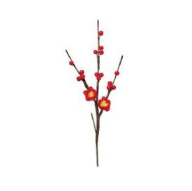 《 造花 》Parer/パレ 梅&ベリー ビューティ 和 梅 Japanese