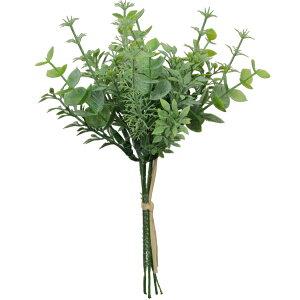 《 造花 グリーン 》◆とりよせ品◆Parer ユーカリミックスブッシュ インテリア フェイク