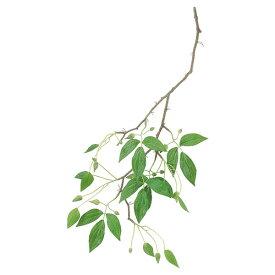 《 造花 グリーン 》Asca/アスカ クレマチスリ-フつぼみX18 グリ-ンインテリア