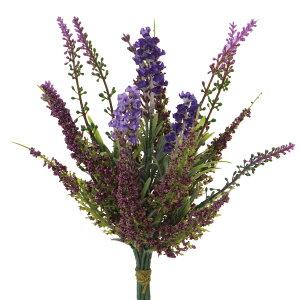 《 造花 》◆とりよせ品◆Viva ラベンダーミックスバンドル ハーブ インテリア