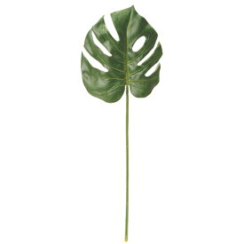 《 造花 グリーン 》Viva/ビバ モンステラリーフ(L) 観葉 南国 トロピカル
