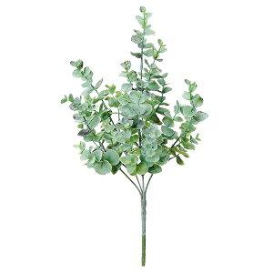 《 造花 グリーン 》◆とりよせ品◆Asca ユーカリブッシュ ライトグリーンインテリア