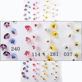 《 造花 》◆とりよせ品◆花びし パンジーガーランドインテリア インテリアフラワー