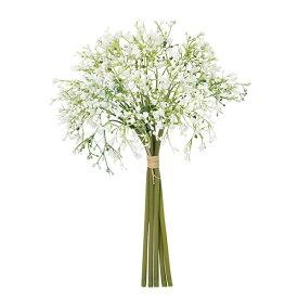 《 造花 》◆とりよせ品◆Asca ☆ジプソフィラ(1束5本) ホワイトかすみ草