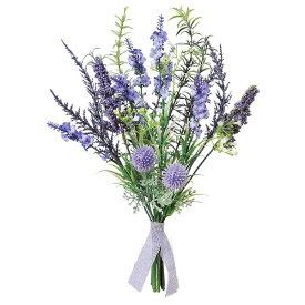 《 造花 》◆とりよせ品◆Asca ラベンダーブーケ ラベンダーハーブ インテリア