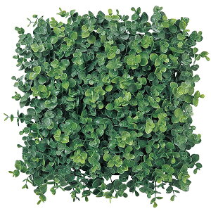 《 造花 グリーン マット 》◆とりよせ品◆Asca ユーカリマット グリーン壁 貼り付け