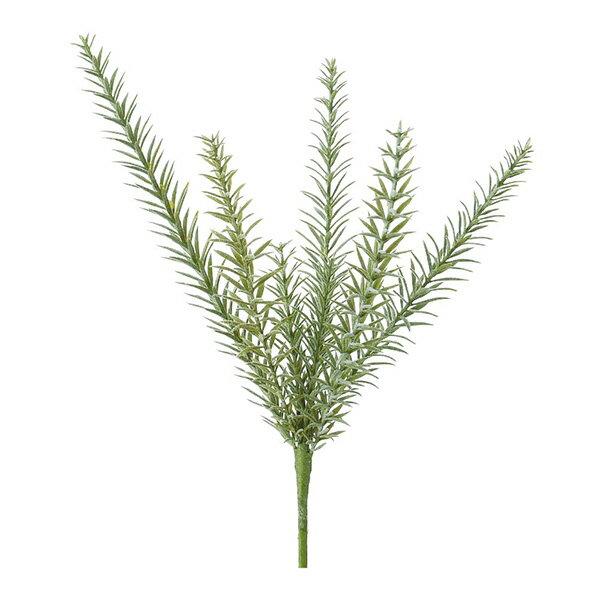 《 造花 グリーン 》Asca/アスカ ローズマリー グレイグリーンインテリア フェイク