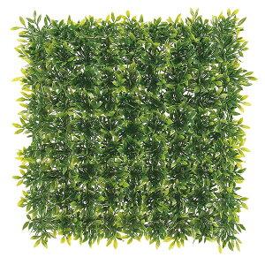 《 造花 グリーン マット 》Asca/アスカ グラスマット グリーン壁 貼り付け