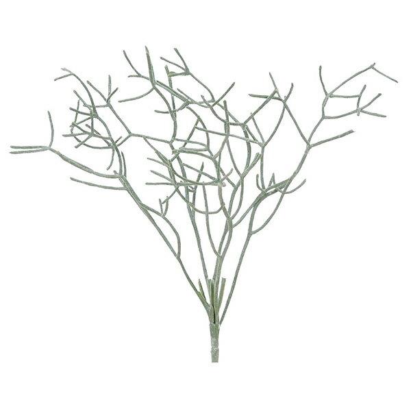 《 造花 グリーン 》Asca/アスカ ミルクブッシュ フロストグリ-ンインテリア フェイク