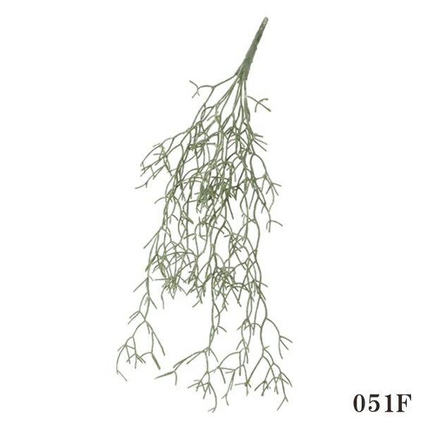《 造花 グリーン 》Asca/アスカ ハンギングミルクブッシュ フロストグリ-ンインテリア