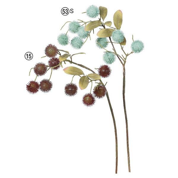 《 造花 グリーン 実 》Asca/アスカ チャイブインテリア フェイク グリーン パーツ