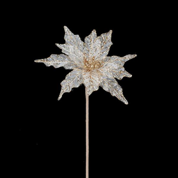 《 クリスマス 造花 ポインセチア 》Asca/アスカ ポインセチア インテリア ディスプレイ デコレーション