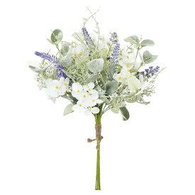 《 造花 》◆とりよせ品◆Asca ラベンダーミックスブーケ ラベンダ-ハーブ