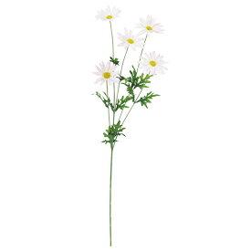 《 造花 》◆とりよせ品◆Asca マーガレット×5インテリア インテリアフラワー