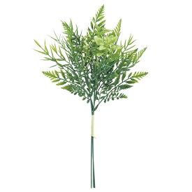 《 造花 グリーン 》Asca/アスカ ミックスリーフバンチ クリームグリーンインテリア