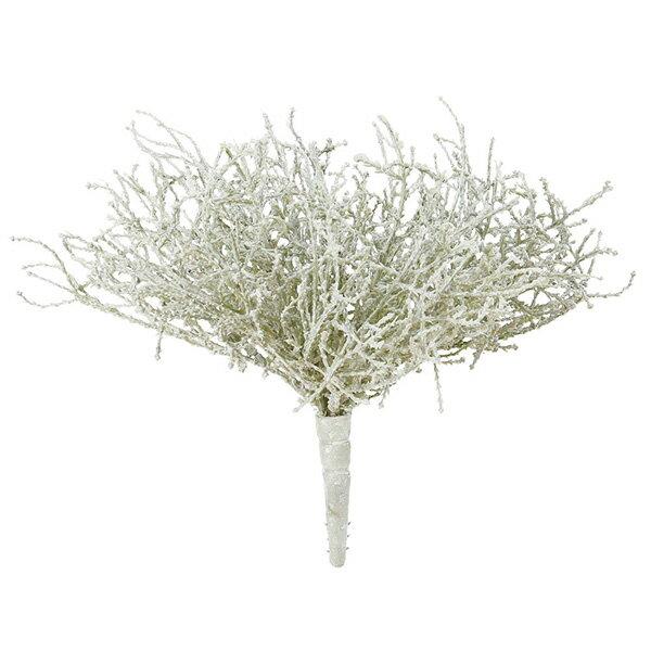 《 造花 グリーン 》Asca/アスカ サントリナブッシュ フロストグレイインテリア フェイク
