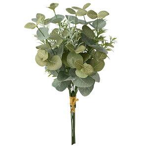 《 造花 グリーン 》◆とりよせ品◆Parer ユーカリミックスバンドル インテリア フェイク