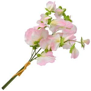 《 造花 》◆とりよせ品◆Parer スイートピーバンドル ライトピンク(1束3本) インテリア インテリアフラワー フェイクフラワー シルクフラワー インテリアグリーン フェイクグリーン アート