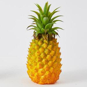 《 フェイクフルーツ 》◆とりよせ品◆花びし パイナップル(大) イエローインテリア イミテーション