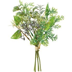 《 造花 グリーン 》◆とりよせ品◆Poppy ハーブミックスバンドル(1セット12束入り) ラベンダーインテリア