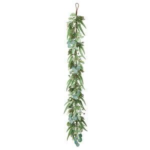 《 クリスマス 造花 ガーランド 》◆とりよせ品◆Asca ユーカリミックスガーランド ガーランド