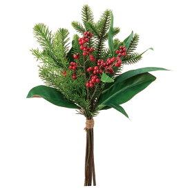 《 クリスマス 造花 》◆とりよせ品◆Asca ミックスバンチ 造花 オーナメント