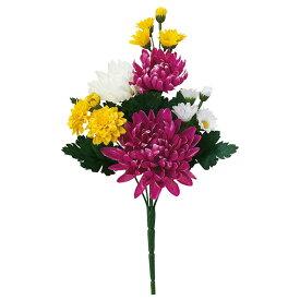 《 造花 仏花 》◆とりよせ品◆Asca 仏花 ミックス造花仏花 お供え花 供花