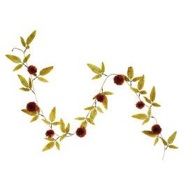 《フェイクフルーツ》◆とりよせ品◆Viva 栗ガーランド インテリア イミテーション 花材