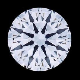 ダイヤモンドルース 稀少 FL フローレス GIA鑑定書付き 0.38ct Dカラー FL 3EX