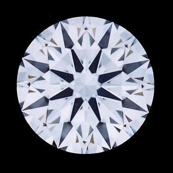 ダイヤモンドルース 稀少 FL フローレス GIA鑑定書付き 0.73ct Dカラー FL 3EX
