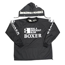 【isami イサミ オフィシャルサイト】ボクサーサウナスーツ(上衣)