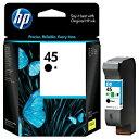 HP HP 45プリントカートリッジ 黒 51645AA#003